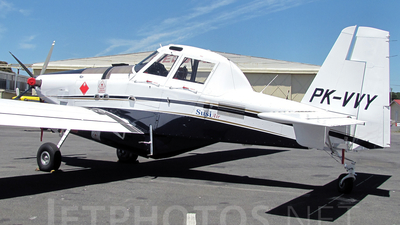 PK-VVY - Air Tractor AT-802 - Susi Air