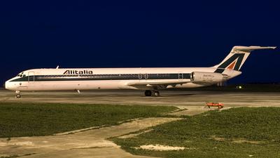 I-DAWP - McDonnell Douglas MD-82 - Alitalia