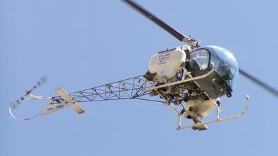 A picture of VHHMK - Bell 47G 3B1 - [WA.338] - © Simon Coates