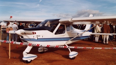 EC-IJB - Tecnam P.92-JS Echo - Private