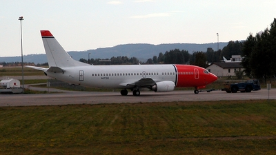 N671SR - Boeing 737-36N - Norwegian
