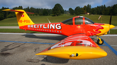 HB-PGU - Piper PA-38-112 Tomahawk II - Maximair