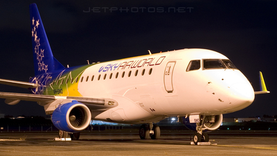 VH-SWO - Embraer 170-100LR - Solomon Airlines (SkyAirWorld)
