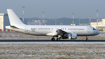 F-WWIV - Airbus A320-214 - Private