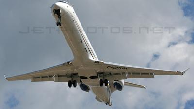 C-GSUM - Bombardier CL-600-2D24 Challenger 890 - Suncor Energy
