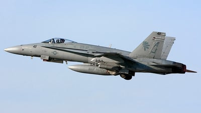 163149 - McDonnell Douglas F/A-18A+ Hornet - United States - US Navy (USN)