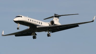 VP-BGN - Gulfstream G550 - Private