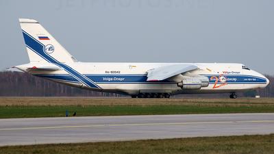 RA-82042 - Antonov An-124-100 Ruslan - Volga Dnepr Airlines