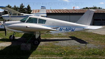 LN-NPW - Piper PA-28-140 Cherokee - Private