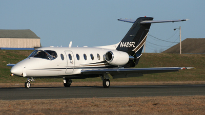 N485FL - Beechcraft 400A Beechjet - Flight Options