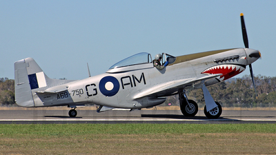 VH-SVU - CAC CA-18 Mk.23 Mustang - RAAF Museum