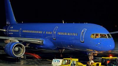 G-STRW - Boeing 757-28A - Astraeus Airlines