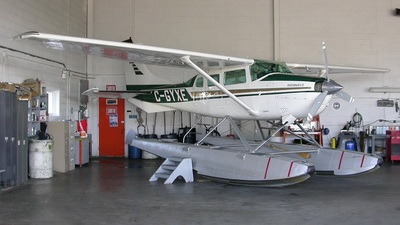 C-GYXE - Cessna U206G Stationair - Private