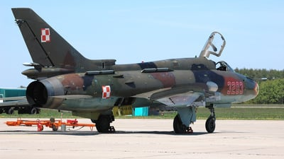3203 - Sukhoi Su-22M4 Fitter K - Poland - Air Force