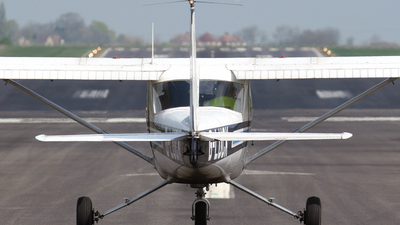 G-LUCK - Reims-Cessna F150M - Private
