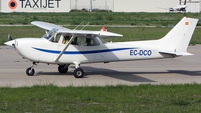 A picture of ECDCO - Cessna FR172K - [0604] - © José Ramón Pérez