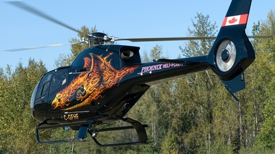 A picture of CGFHF - Airbus Helicopters H120 Colibri - [1417] - © Alevik