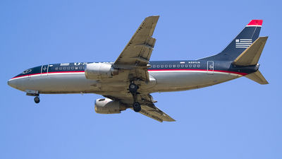 A picture of N591US -  - [] - © TarmacPhotos.com