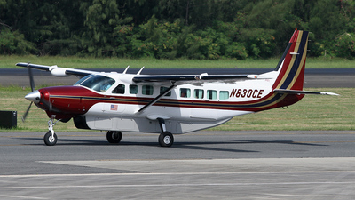 A picture of N830CE -  - [] - © Angel Natal