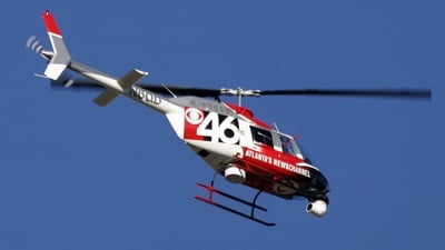 N6QD - Bell 206B JetRanger - Helicopters