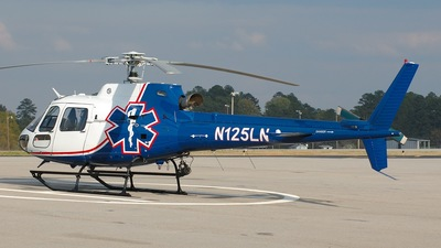 N125LN - Eurocopter AS 350B2 SuperStar - Life Net
