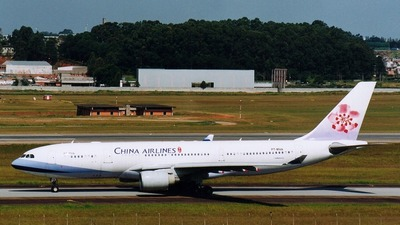 PT-MVA - Airbus A330-223 - China Airlines