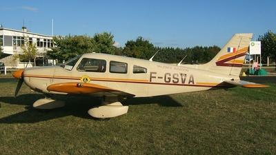 A picture of FGSVA - Piper PA28181 - [288190111] - © Alexandre Fevrier