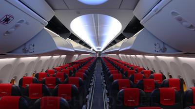 LN-DYJ - Boeing 737-8JP - Norwegian