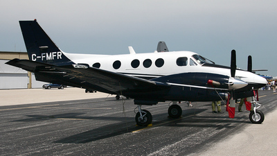 C-FMFR - Beechcraft C90 King Air - Private