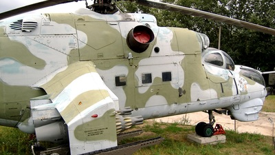 013 - Mil Mi-24 Hind - Poland - Air Force