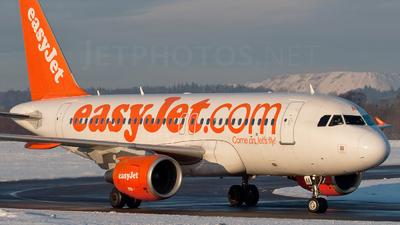 G-EZAX - Airbus A319-111 - easyJet
