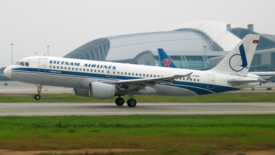 VN-A304 - Airbus A320-214 - Vietnam Airlines