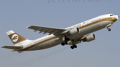 A picture of 5ADLY - Airbus A300B4622R - [601] - © Nishant Rao