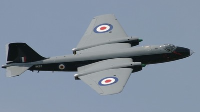WK163 (G-B - English Electric Canberra - Classic Aviation Projects