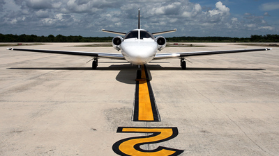 XC-SST - Cessna 550 Citation II - Mexico - Government