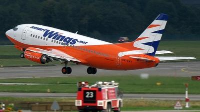 OK-SWY - Boeing 737-530 - SmartWings