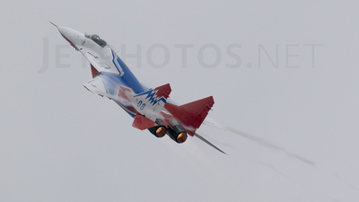 08 - Mikoyan-Gurevich MiG-29 Fulcrum - Russia - Air Force