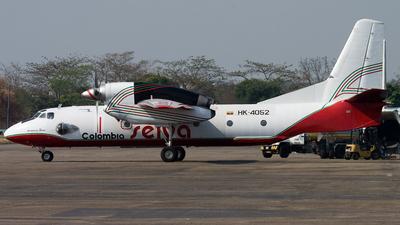 HK-4052 - Antonov An-32 - Selva - Servicio Aéreo del Vaupés