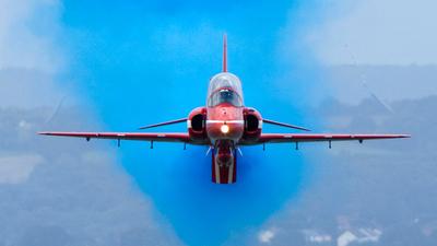 XX253 - British Aerospace Hawk T.1A - United Kingdom - Royal Air Force (RAF)
