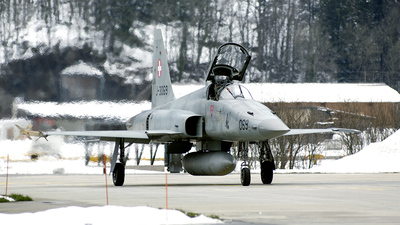 J-3069 - Northrop F-5E Tiger II - Switzerland - Air Force