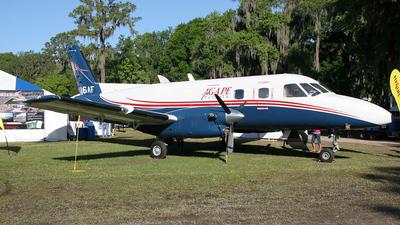 A picture of N316AF - Embraer EMB110P1 Bandeirante - [110.271] - © Angel Natal