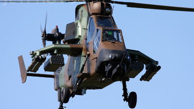 2025 - Eurocopter EC 665 Tiger HAP - France - Army