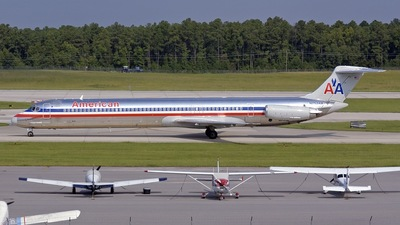 N7534A - McDonnell Douglas MD-82 - American Airlines