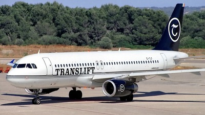 EI-TLF - Airbus A320-231 - Translift Airways