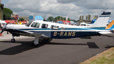 A picture of GRAMS - Piper PA32R301 - [32R8013134] - © Ian Busby
