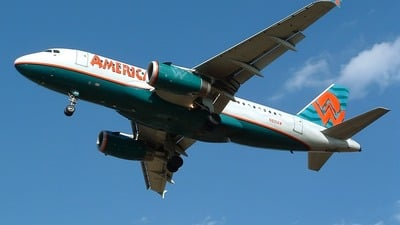 N801AW - Airbus A319-132 - America West Airlines