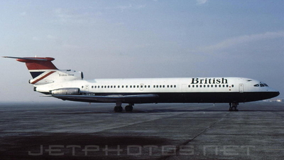 G-AWZH - Hawker Siddeley HS-121 Trident 3 - British Airways