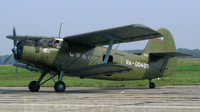 RA-00409 - Antonov An-2 - Russia - Defence Sports-Technical Organisation (ROSTO)
