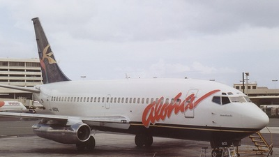 N802AL - Boeing 737-2S5C(Adv) - Aloha Airlines