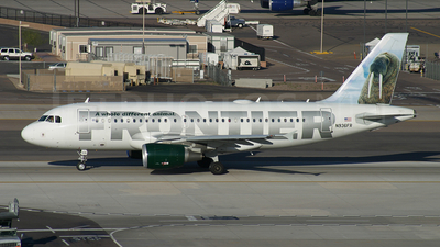 N936FR - Airbus A319-111 - Frontier Airlines